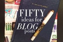 All Things Blogging / Blog your heart out - Blogging tips for bloggers who write for a living.