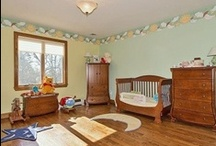 Spaces | Kiddy Rooms