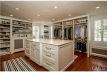 Spaces | Closets & Storage