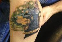 tattoos / tattoo - realistic tattoo - dövme - art - sanat - engin sahin - taksim