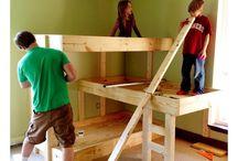 TEE ISE puidust voodi {DIY wooden beds }