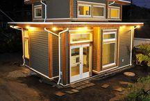 Väikesed puitmajad {Tiny houses}