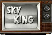 Sky King / ⏫ / by Ken B.