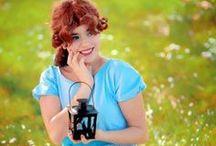 Wendy Moira Angela Darling COSPLAY