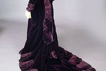 Historical gowns