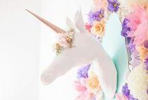 Unicorn | Carousel | Rainbow
