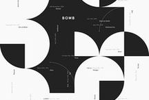 General graphic design inspiration / all kinds of design inspiration