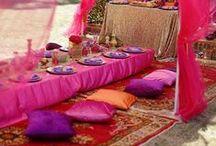Thousand & One Nights | Arabian Nights / Theme decoration