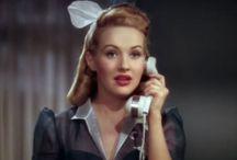 Betty Grable / ⏫ / by Ken B.