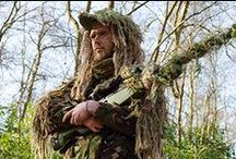 Sniper Experiences UK / Sniper Experiences at Woodoak Wilderness, Surrey, England, UK