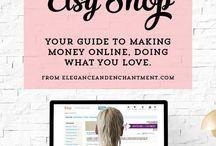 Etsy / Etsy shop ideas, Etsy business tips