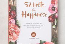 Journals / Notebooks / Journals, notebooks, planners and journaling ideas✐