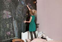 Girls room / Interior, home decor, kidsroom