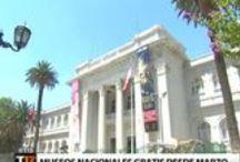 MNHN en la prensa / Apariciones y menciones al Museo Nacional de Historia Natural en la prensa nacional y extranjera.