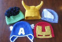 Knit, crochet, needle work / by Michael Haugland