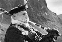 Scotland My Scotland / A Tribute to my Scottish Family.....Robert Edward McDearmid...I love you Grandaddy ........ / by Tanya Rennich