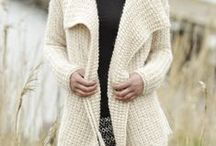 jacket,cardigan - crochet,knit,sew
