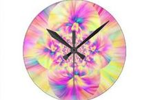 Zazzle Wall Clocks / Thanks for visiting my board!  Please feel free to visit my Zazzle store featuring graphic  art!  http://www.zazzle.com/fractalsbydww25921*  Also, my cat has her own store.  No, I'm not kidding.  It's very cute!  http://www.zazzle.com/conquestkitty*  Here's my newest flower store!  (My Aunt's idea.)  http://www.zazzle.com/flowersbydww25921*  Lastly, one of my favorites,  my tribute to Nerds & Geeks!  http://www.zazzle.com/nerdsgeeksdww25921*