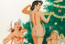 Pin-up ● Christmas