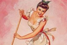Pin-up ● Housewife