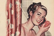 Pin-up ● Bathroom