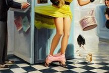 Pin-up ● Panty Drop