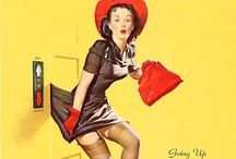 Pin-up ● Oops