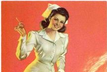 Pin-up ● Nurse
