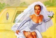 PIN-UP ● Bride