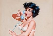 Pin-up ● Telephone
