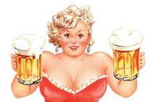 Pin-up ● Barmaid