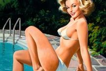 Pin-up ● Swimming Pool