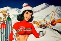 Pin-up ● Winter