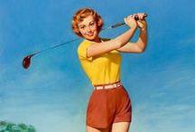 PIN-UP ● Golf
