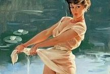 Pin-up ● Wet Accident