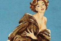 Pin-up ● Fur