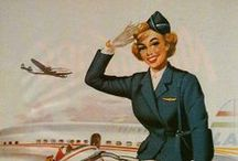Pin-up ● Air Hostess