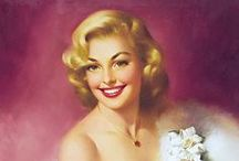 Pin-up ● Blond