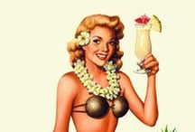 Pin-up ● Tropical
