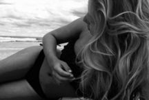 Beach hair / Summer is on its way. We can't wait to see all your beach hairstyles :)
