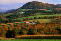 live here and love it---VERMONT / love of vermont / by judi bianca