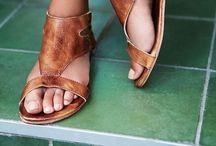 Boho,hippie,ethnic sandals
