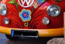 Gypsy, caravan,cars