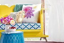 Hangging chair, hanging bed, hammock