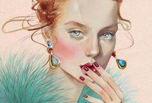 Art Fashion Ilustracions