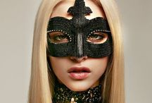 Mask or makeup