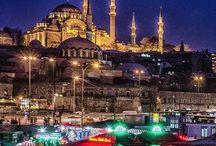I love Istanbul