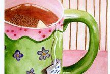 Art Tea, Art Coffee