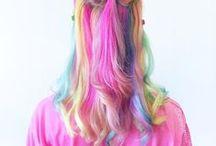 HAIR GOALS ) / Our fave hair inspo <3