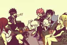 fairy tail. ♡